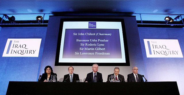 Lessons still to be learned from the Chilcot Inquiry