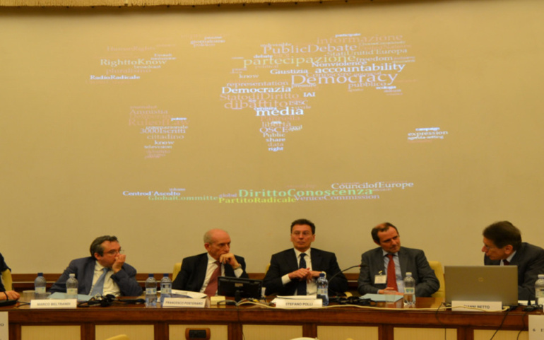 Conclusions of the conference of 12 May 2017