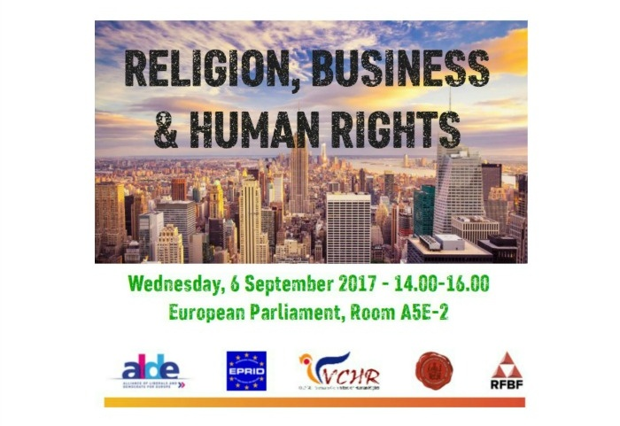 Conference: Religion, Business and Human Rights