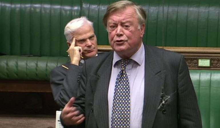 "Ken Clarke: ""We had no instructions."" Brexit is the denial of the right to know"