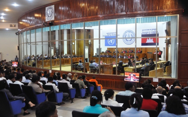 What about the Khmer Rouge Tribunal?
