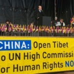 Europe stands with Tibet 10