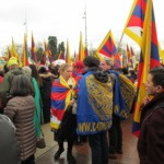 Europe stands with Tibet 6