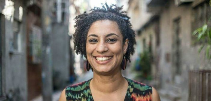 Marielle Franco's murder exposes the deep crisis sweeping Brazil