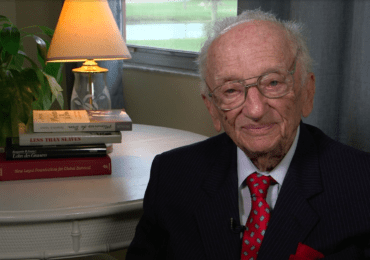 """Message by Ben Ferencz to the conference """"SOS Rule of Law"""""""