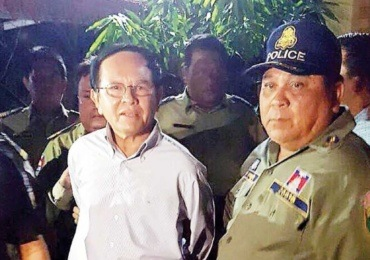 Appeal for the release of Kem Sokha