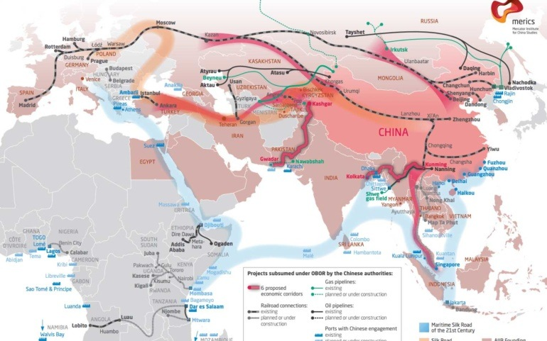 The New Silk Road and Beijing's challenge for Western democracies