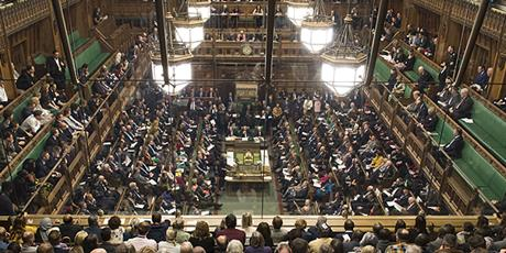 "House of Commons adopts a ""contempt motion"""