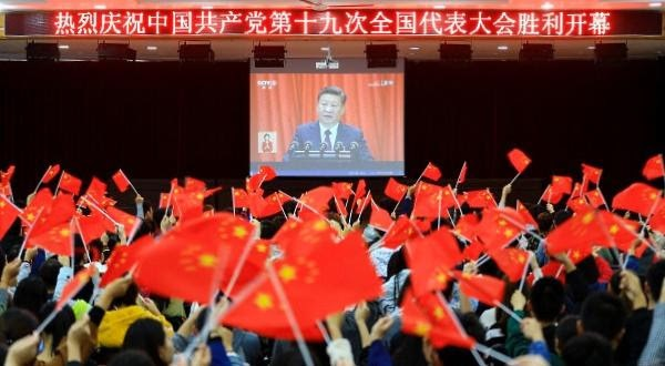 Xi Jinping's Nationalism: inward and outward