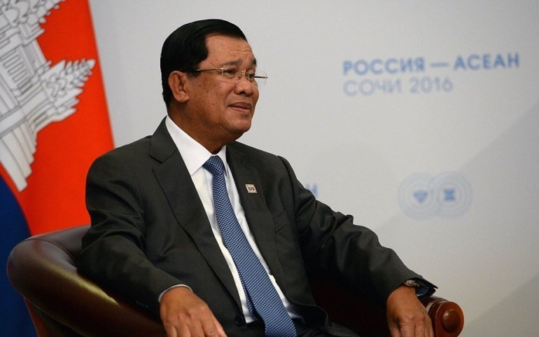 Cambodia Entrapped by China's New Silk Road Dominance