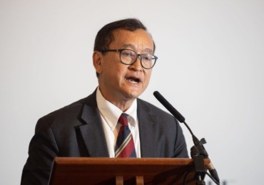 Petition asking the Cambodian government not to lock out MEPs for backing Sam Rainsy