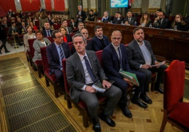 Rampi and Angioli: The verdict on Catalan detainees is a serious wound to the democratic Rule of Law
