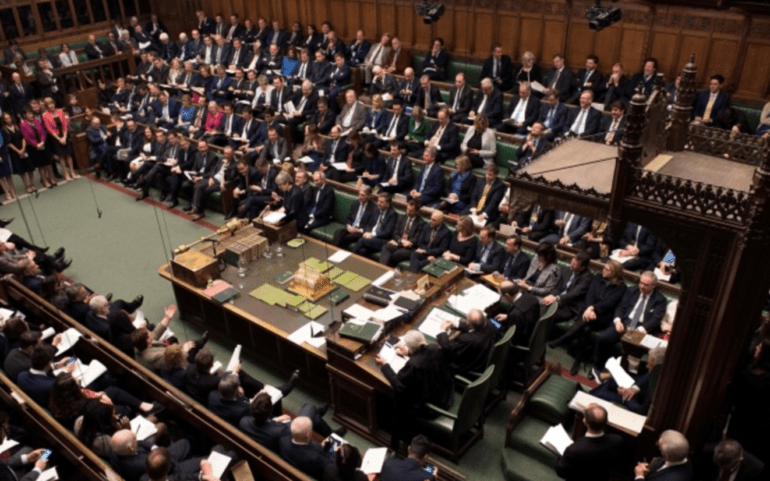 Ten years of questions and answers at the House of Commons