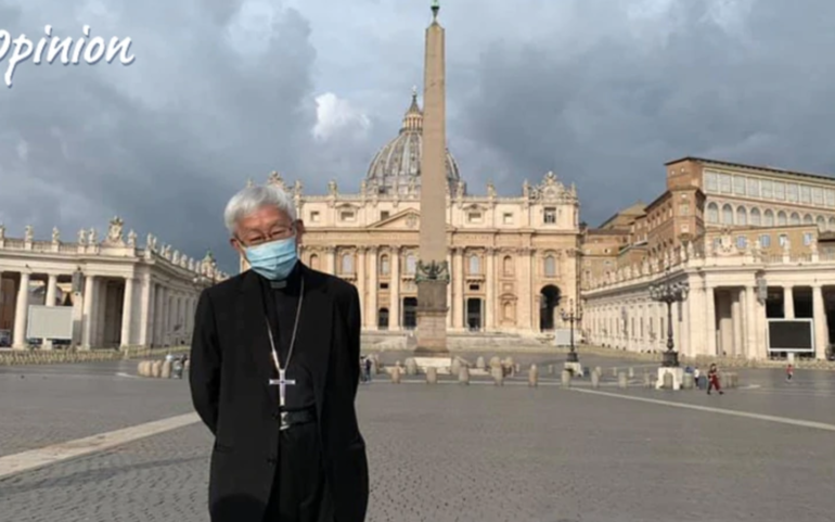 Cardinal Zen's message received loud and clear within Italian parliament