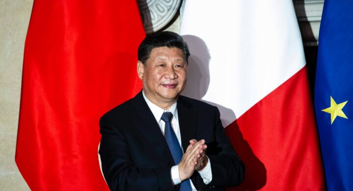 Propaganda made in China: Italy at a crossroads