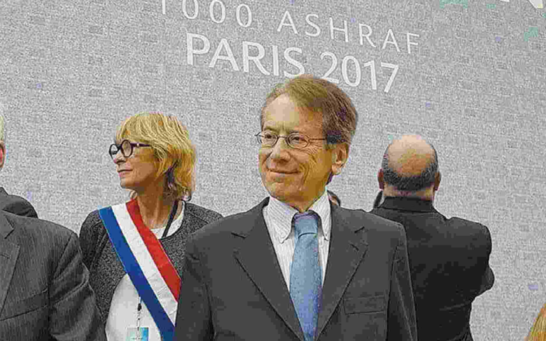 "Giulio Terzi: ""Human rights the cornerstone of the West"""