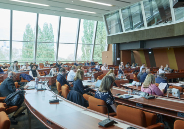 Hearing on the Right to Know at the Council of Europe