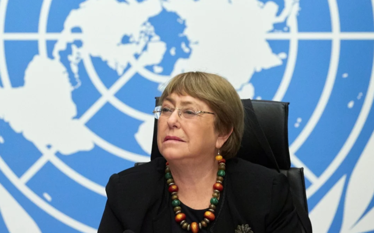 Joint letter to UN High Commissioner on the situation in China